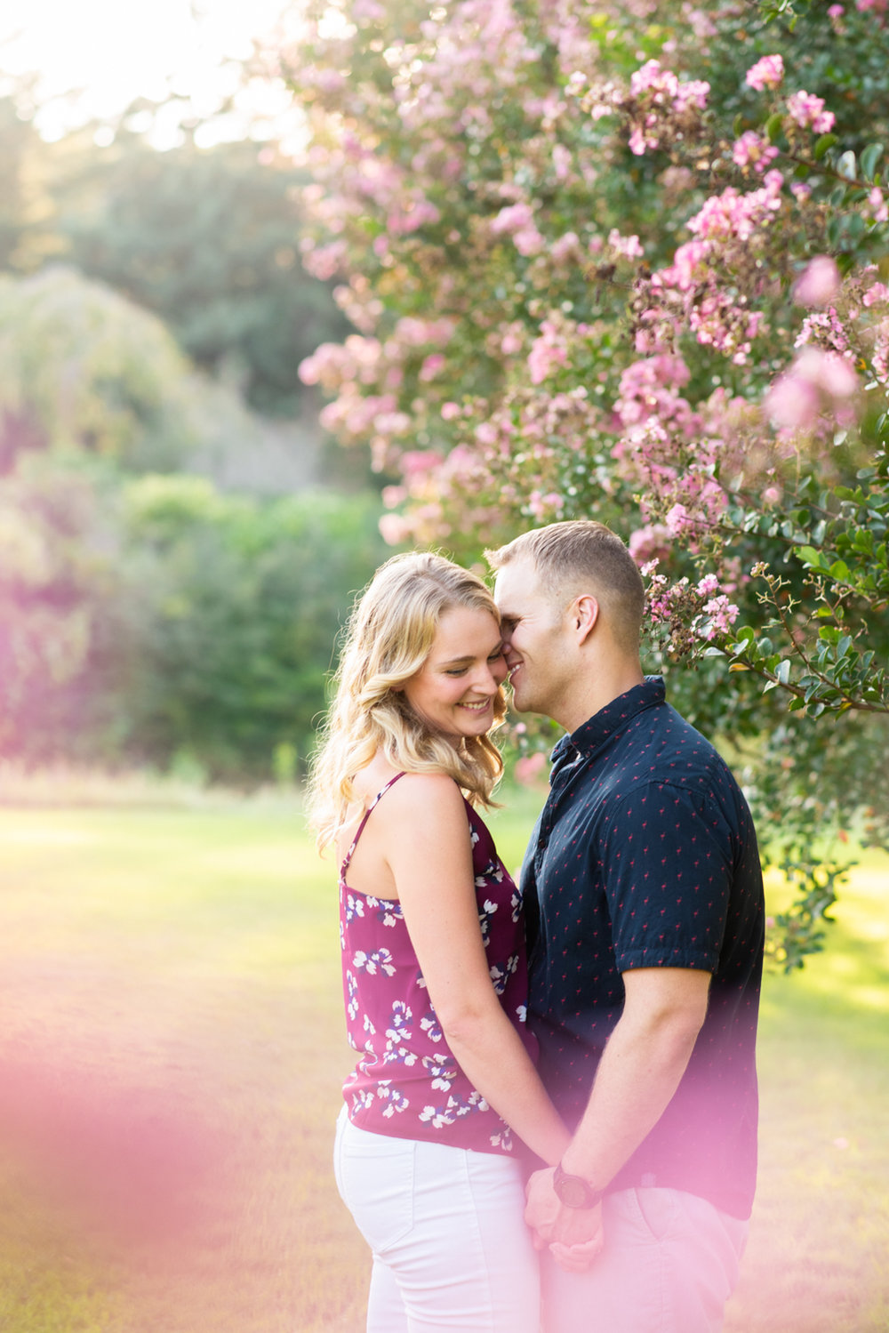 Summer Engagement Session at Norfolk Botanical Garden-124.jpg