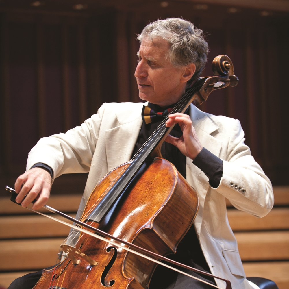 Yehuda Hanani - cello