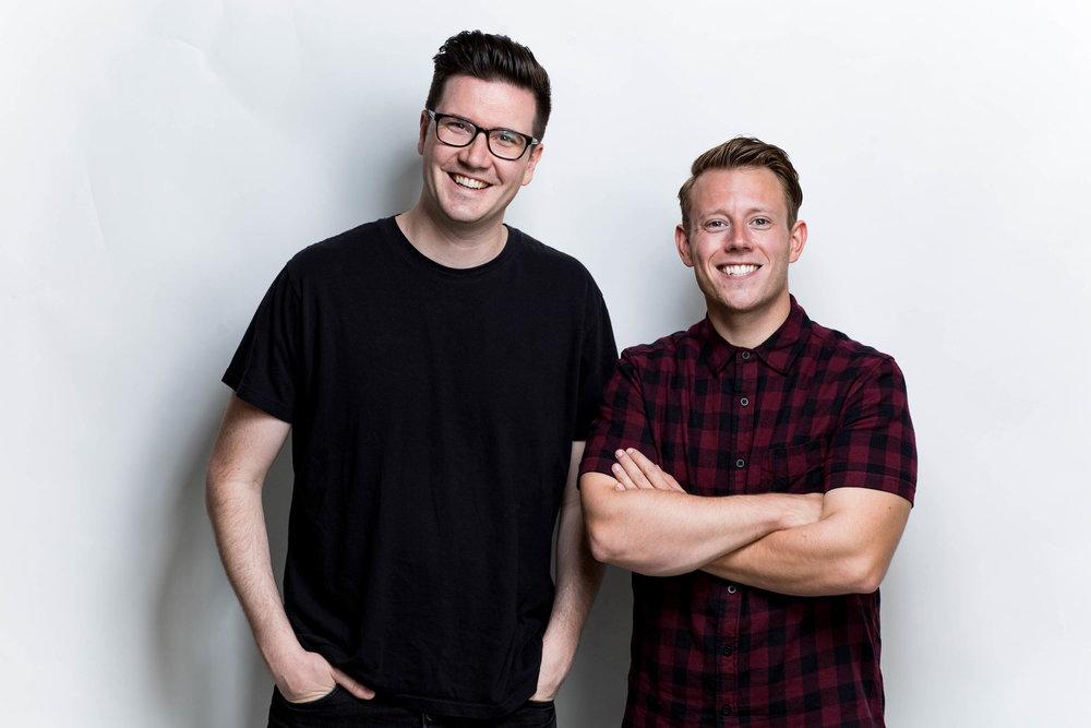 Ben and Jason - AFS
