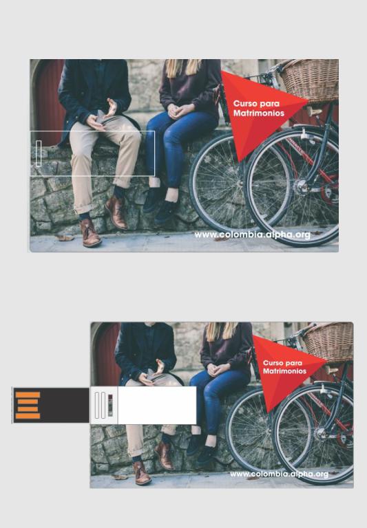 USB CURSO PARA MATRIMONIOS - USB + guía líder pdf con todo el contenido de las sesiones + material promocionalValor: 50.000
