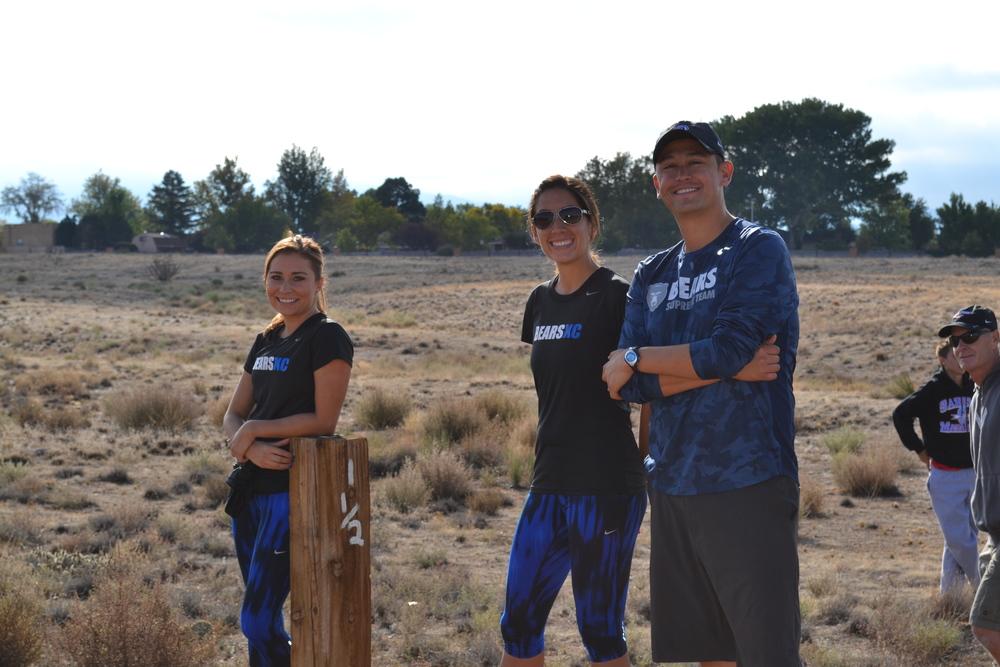 Erika Firebaugh, Jackie Martinez, Nick Martinez- 2014 Metro Championships