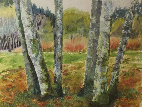 Deborah Giles Watercolor, Mixed media email Images