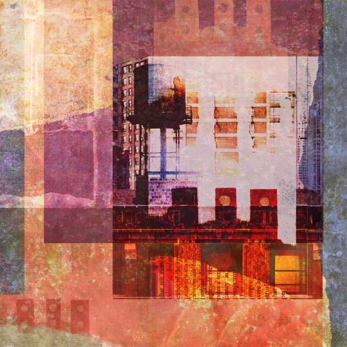 Liz Ruest Digital Collage email Images