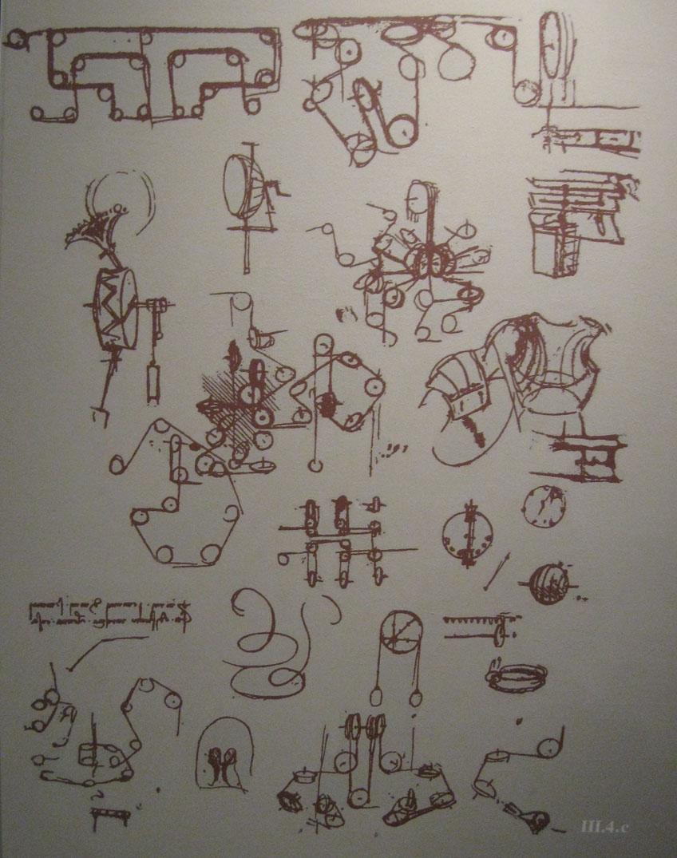 Leonardo Sketches