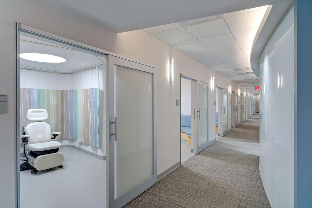 Outpatient Facilites Pomarico Design Studio