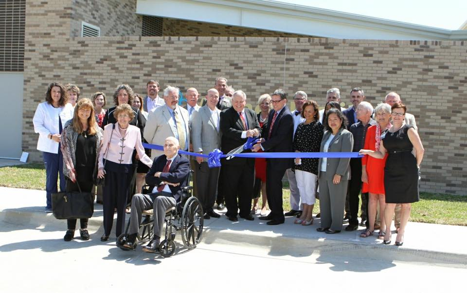 Ribbon cutting ceremony for Lake Charle's Memorial Health Hospital