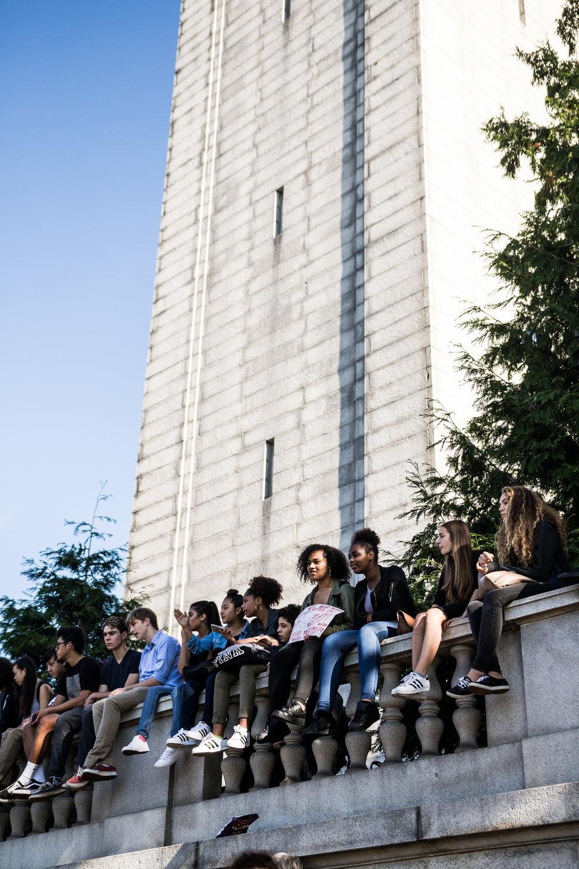 Berkeley-Nov9Rally18-StudentSittingTower1-FullRes.jpg