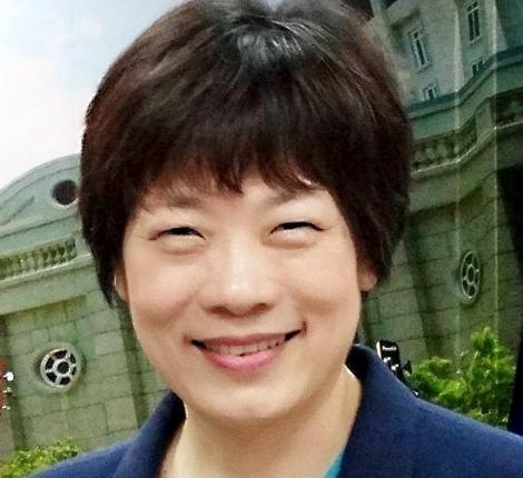 王道玥  主任牧師台北新城市教會
