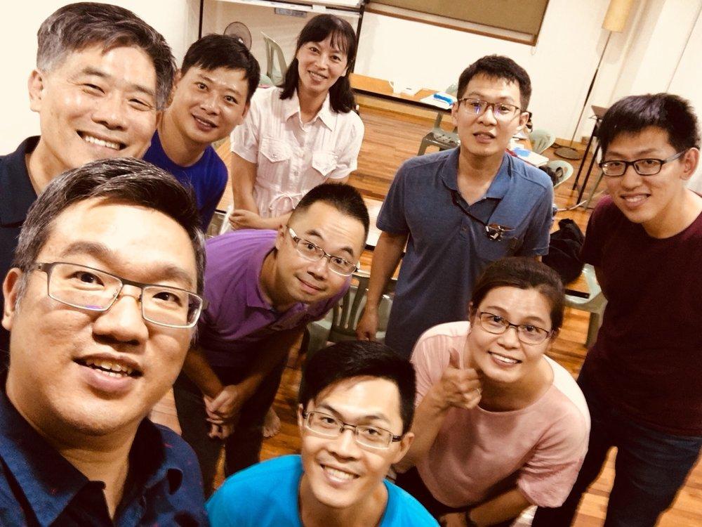 6/22 中區培訓 - 台中慕義堂❮線上報名❯