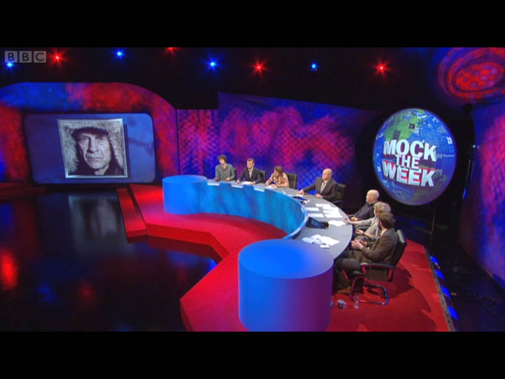 Mock the Week © Chris Winter 2013