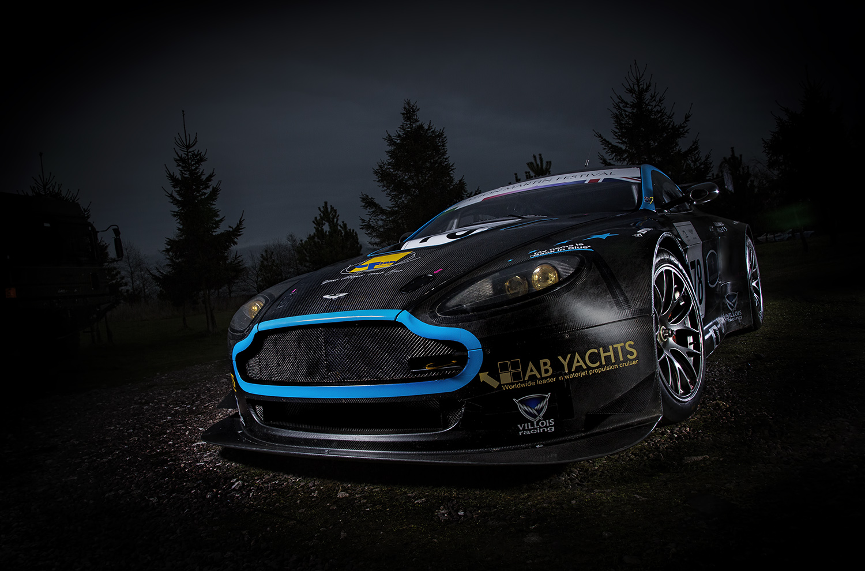 Aston Martin GT2.
