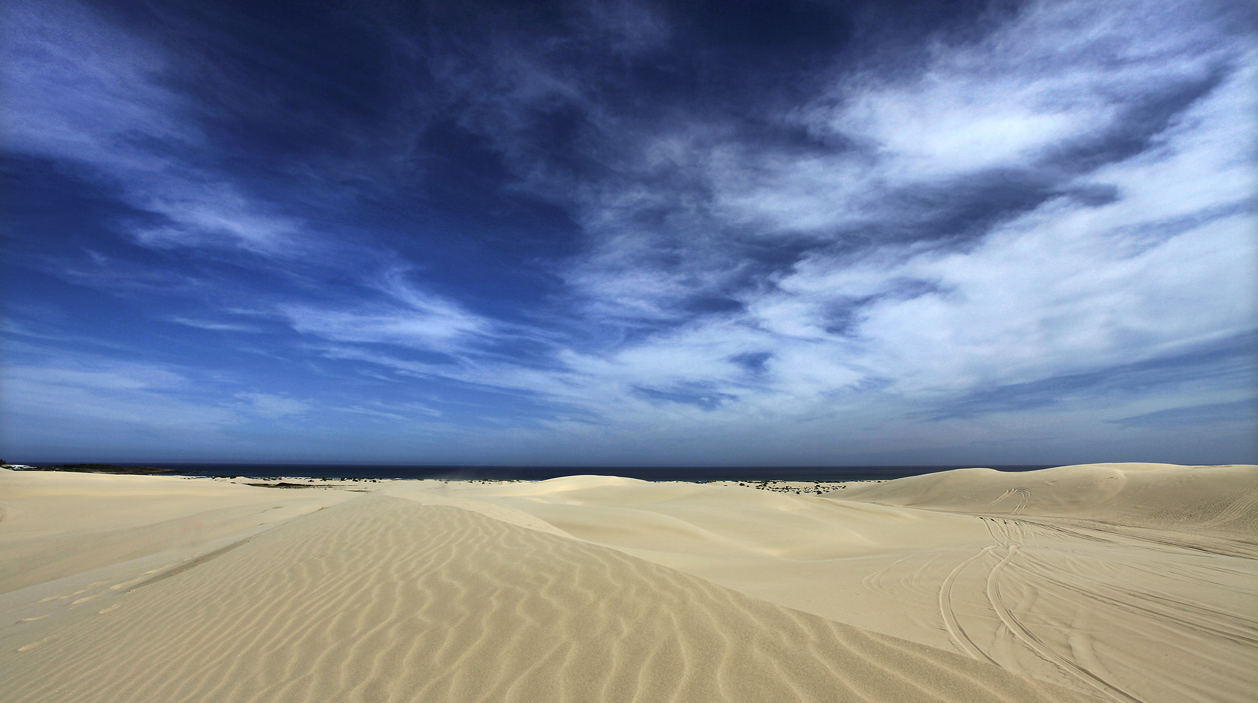 Australian Dunes