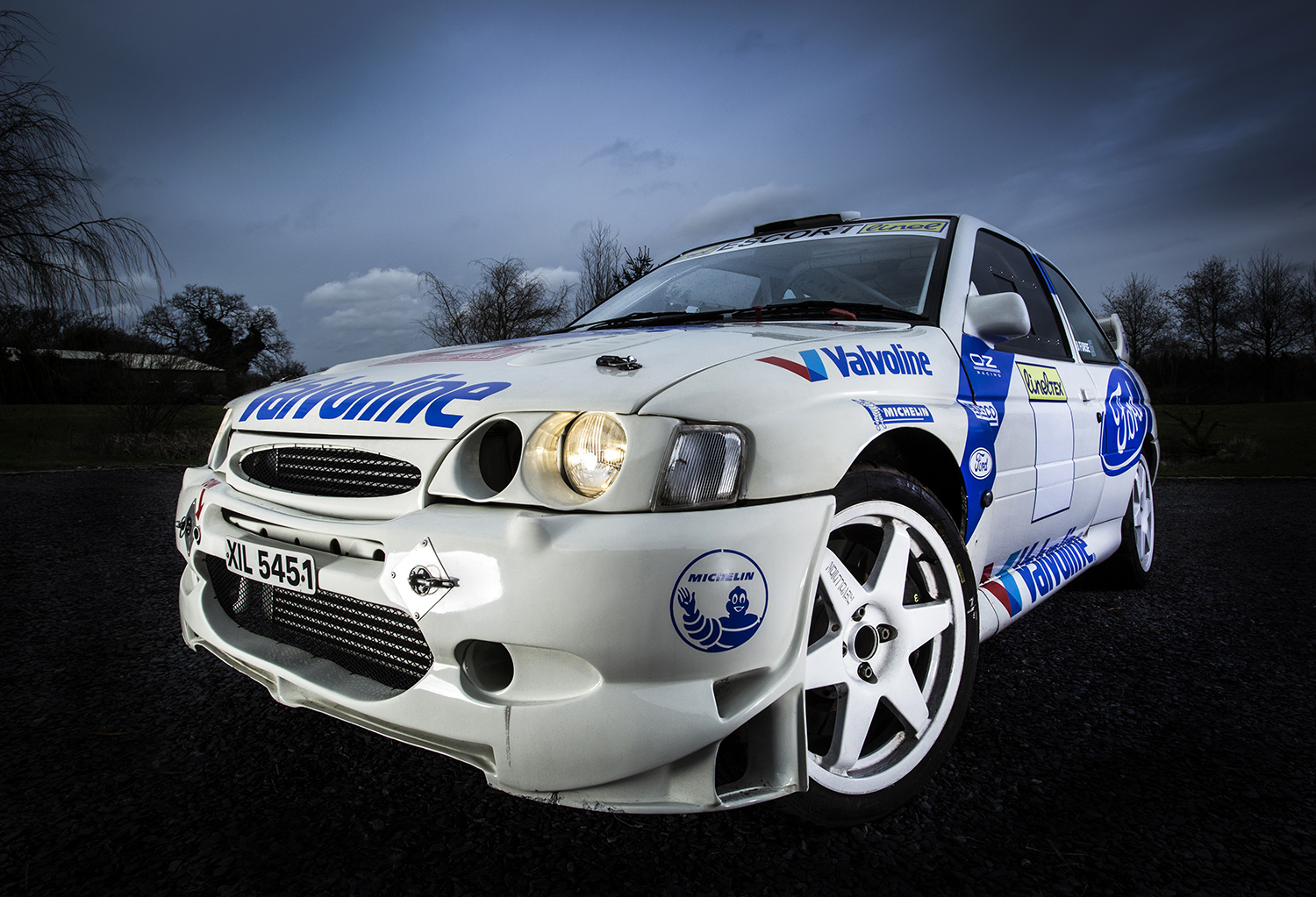 Ford Escort Cosworth.
