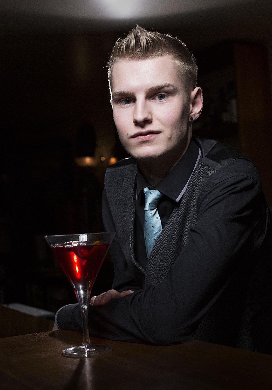 Barman Luke