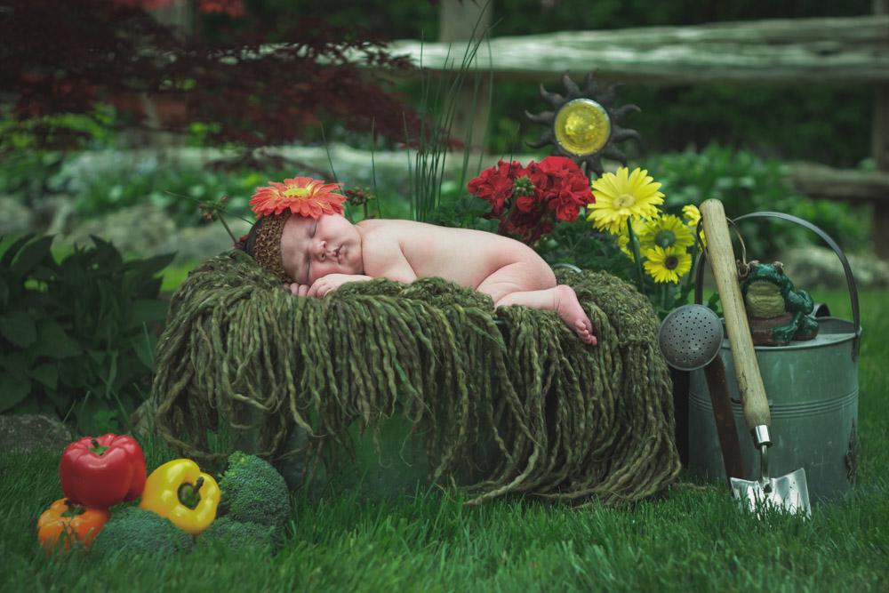 Newborn Photography Ontario