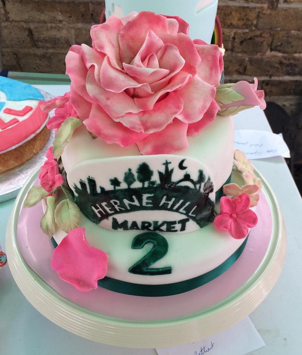 Happy Birthday Herne Hill Market