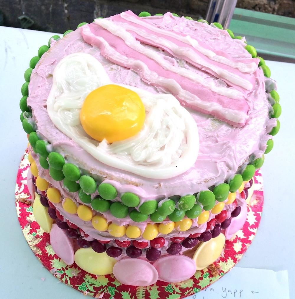 Wacky cake (under 10)