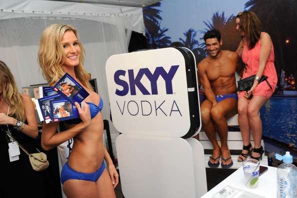 SKYY VODKA TEAM