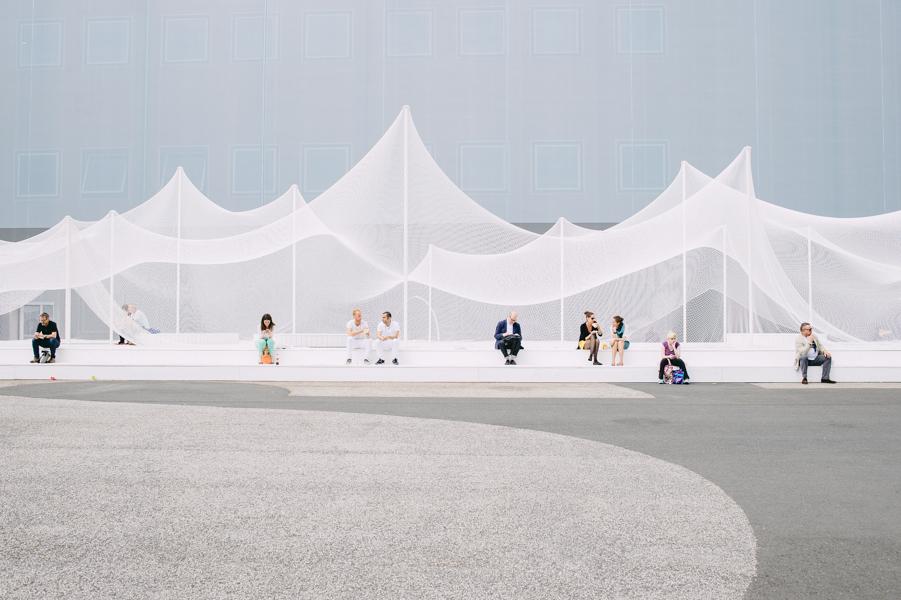 Art Basel, Basel, Switzerland, 2014,      CREDIT: Clara Tuma for The Wall Street Journal,      ARTBASEL
