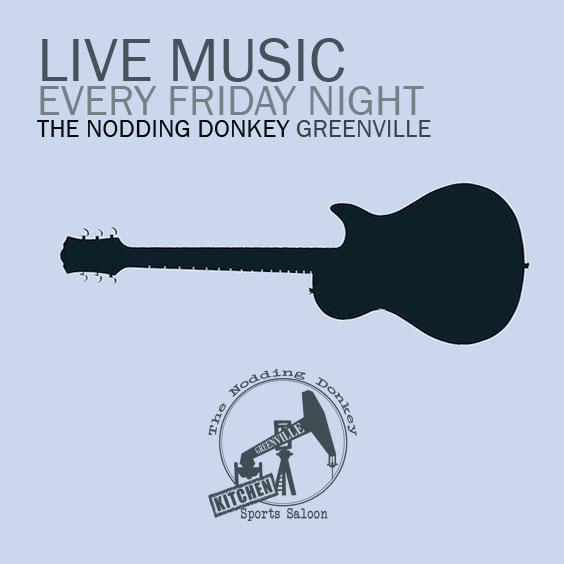 nodding donkey music