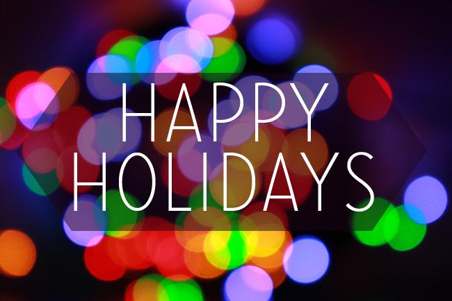 happy holidays nodding donkey