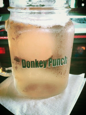 $2 Donkey Punch on Wednesdays!
