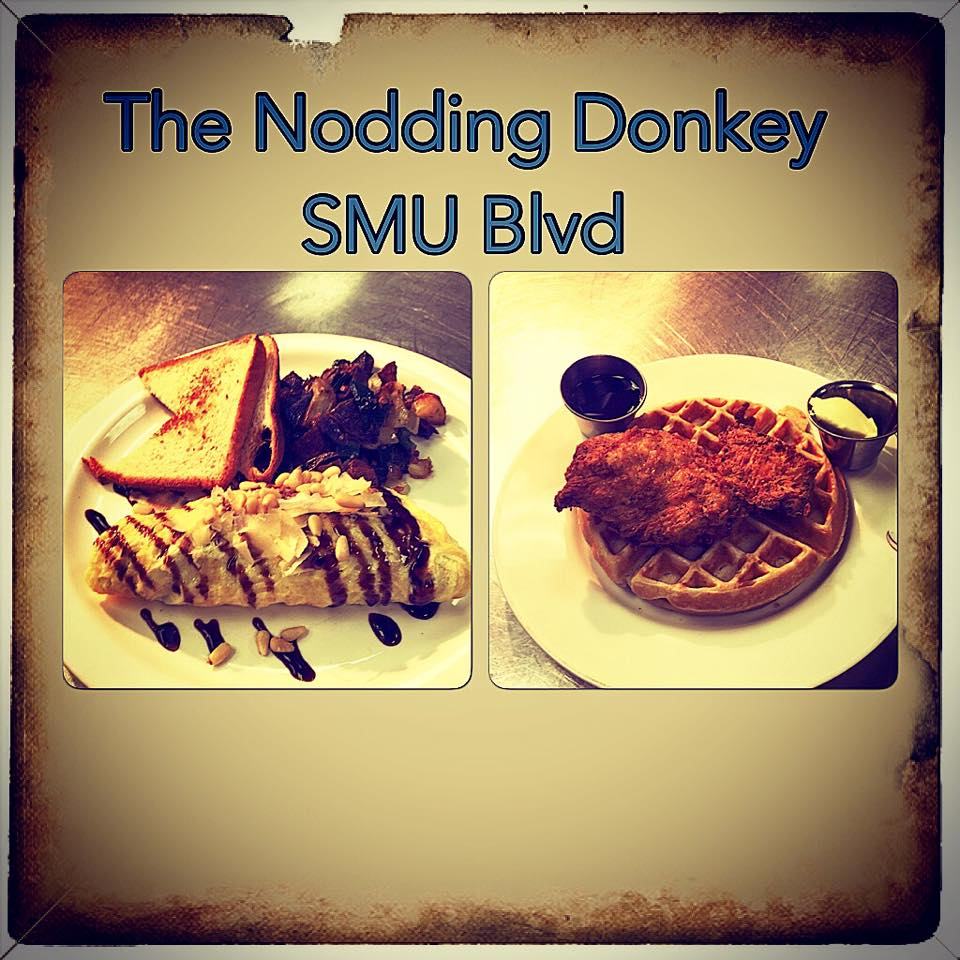 nodding donkey brunch