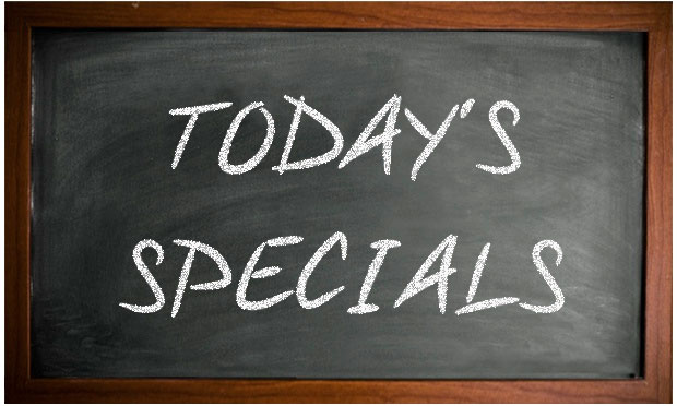 nodding donkey daily specials