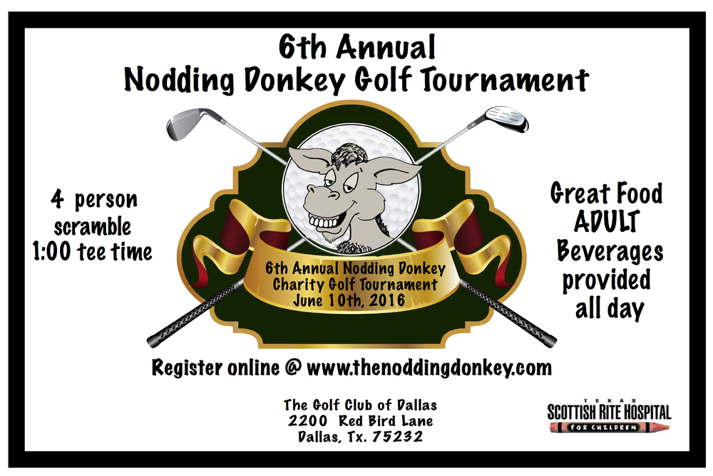 dallas charity golf tournament