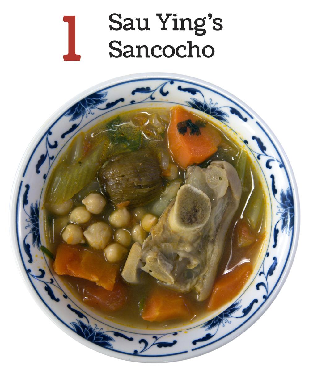 1 Sau Ying's Sancocho