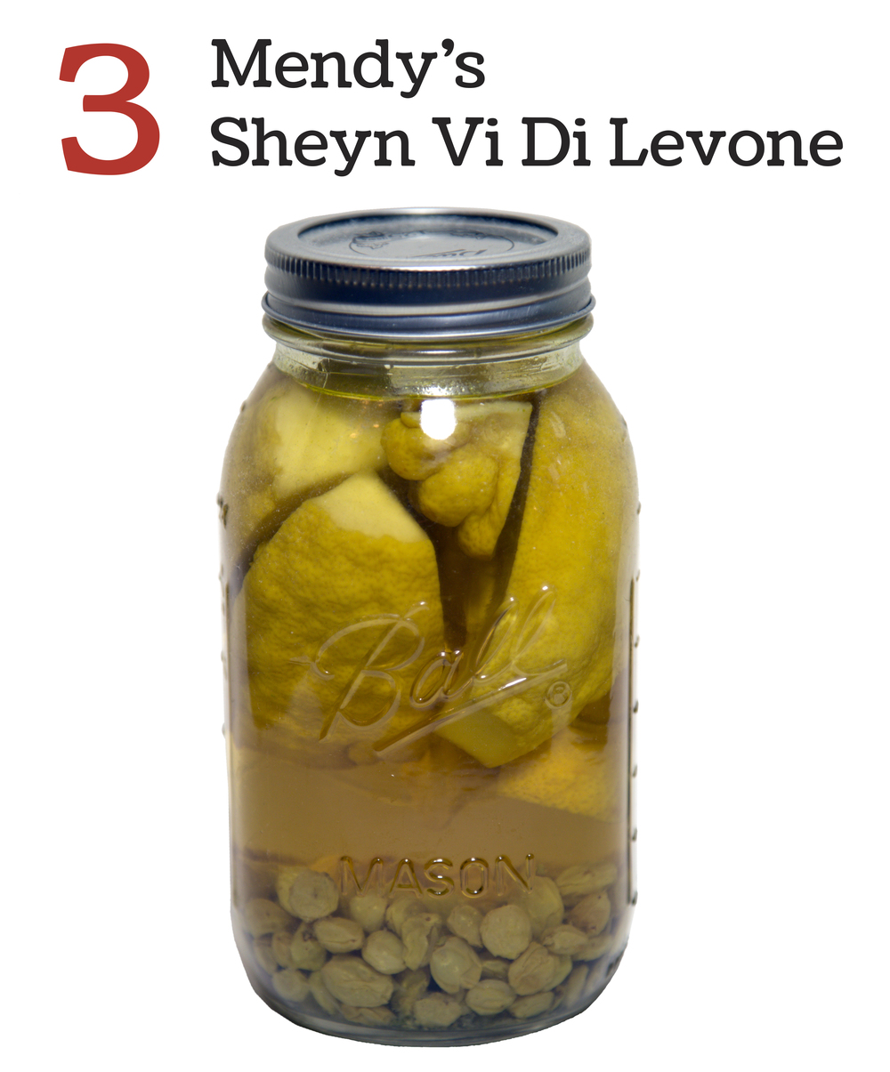3Mendy's Sheyn Vi Di Levone