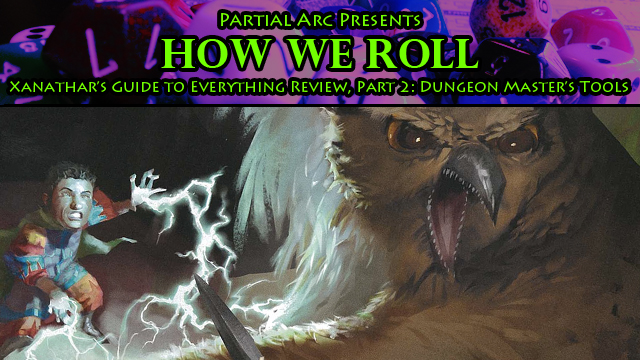 How We Roll #128 – Xanathar's Guide to Everything Review, Part 2