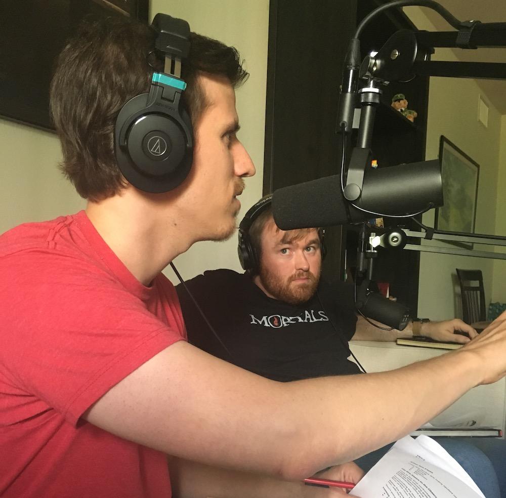 Velvet League Finale: Mike listens with rapt attention