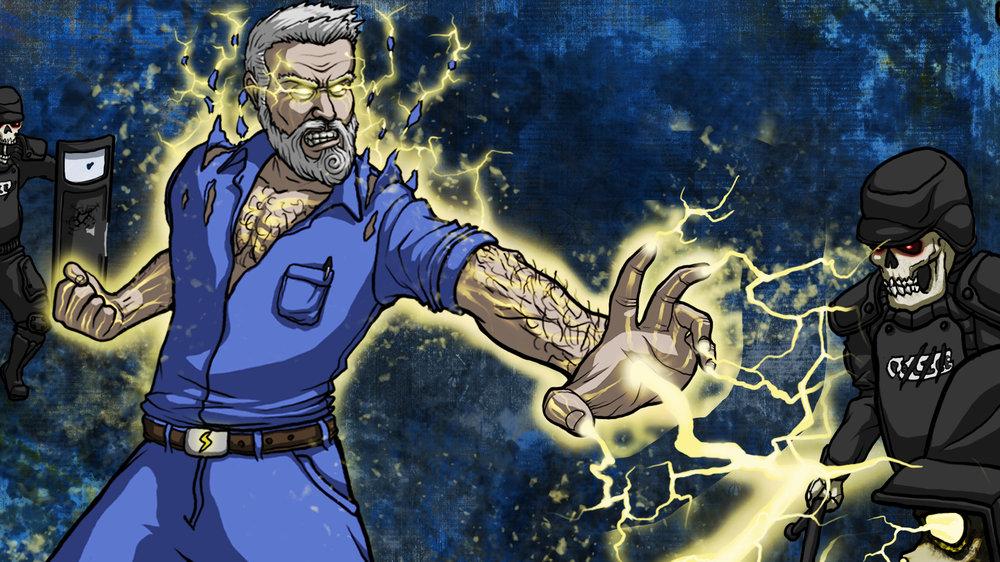 Zeus: The Electrician