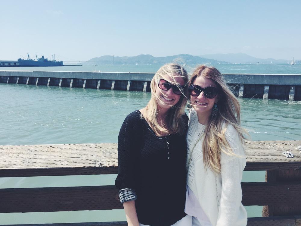 Pier 39 - Braea & Chels