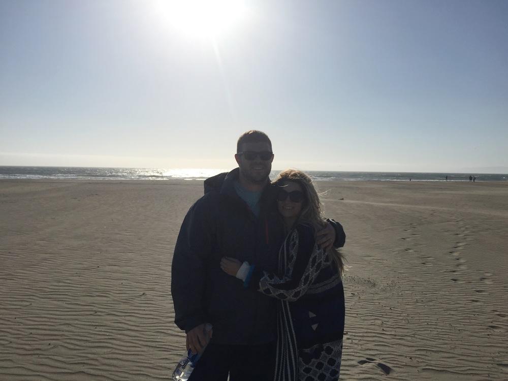 Ocean Beach - Ben & Chels