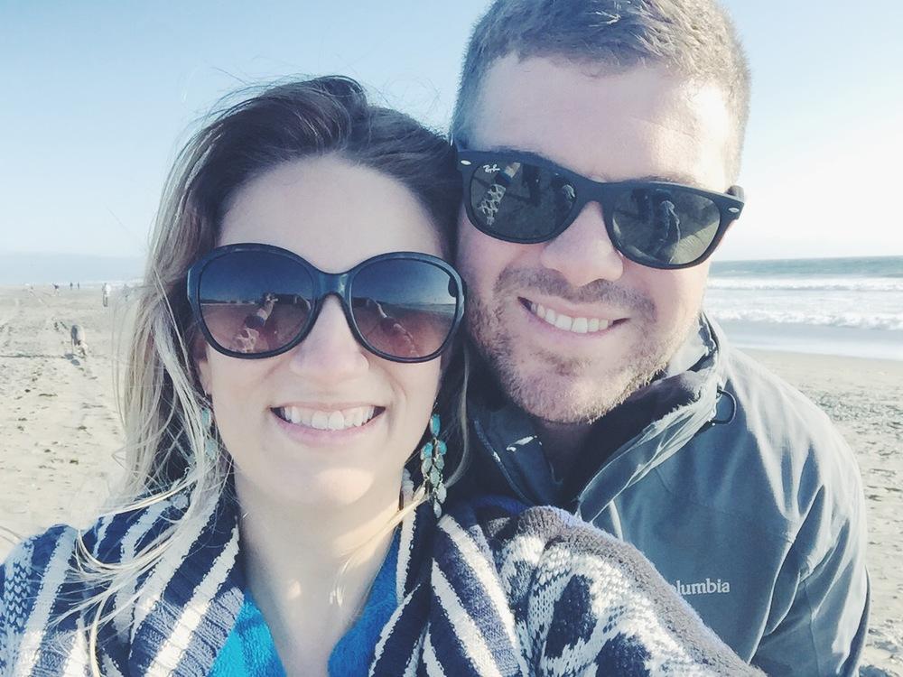 Ocean Beach - Ben & Chels 2
