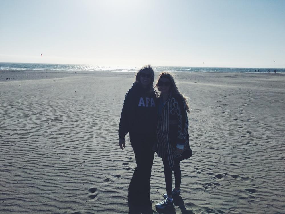 Ocean Beach - Braea & Chels