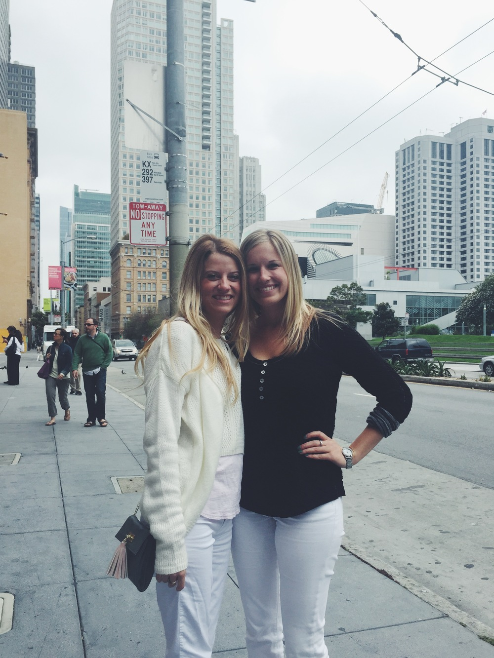 Financial District - Braea & I