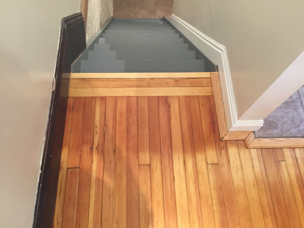 Stair Threshold: After