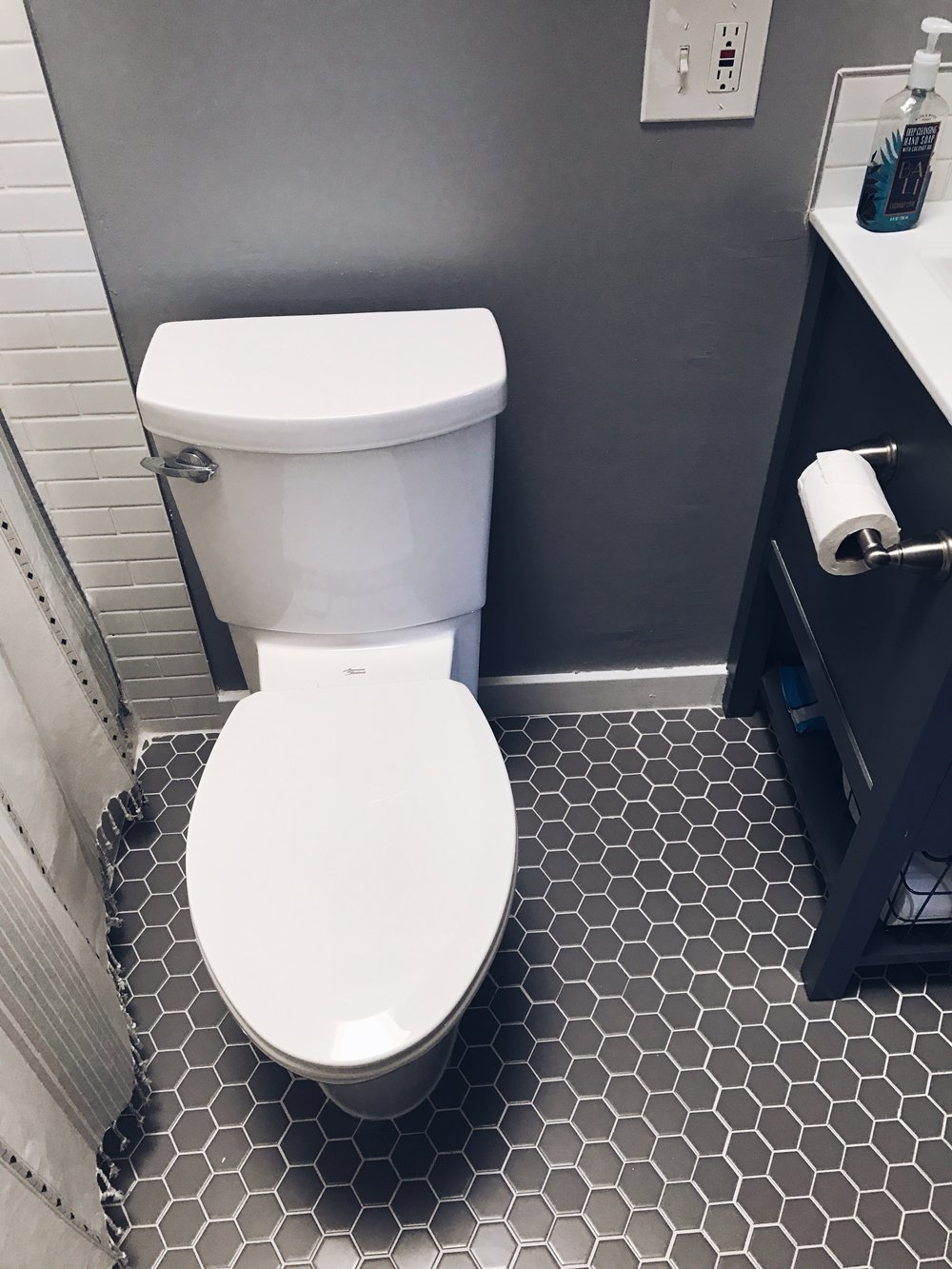 Toilet - After