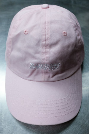 66ed1fbd543 Based Fob Dad Hat - PINK