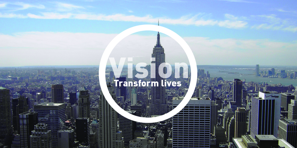 Vision Transform Lives