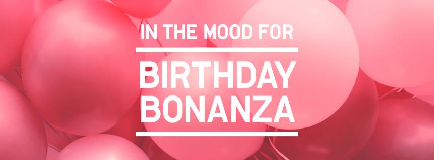 Birthday Bonanza på Mood Stockholm. (foto: Mood)