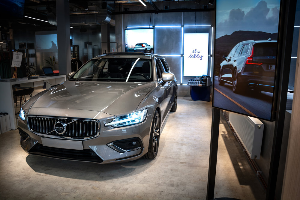 Lexter - Volvo