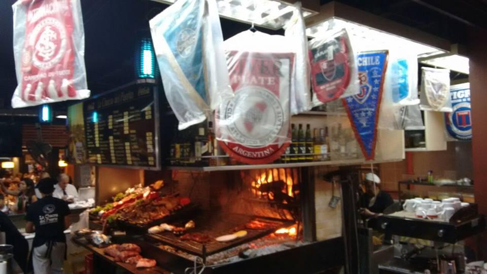Mercado do Porto | Uruguai respira futebol