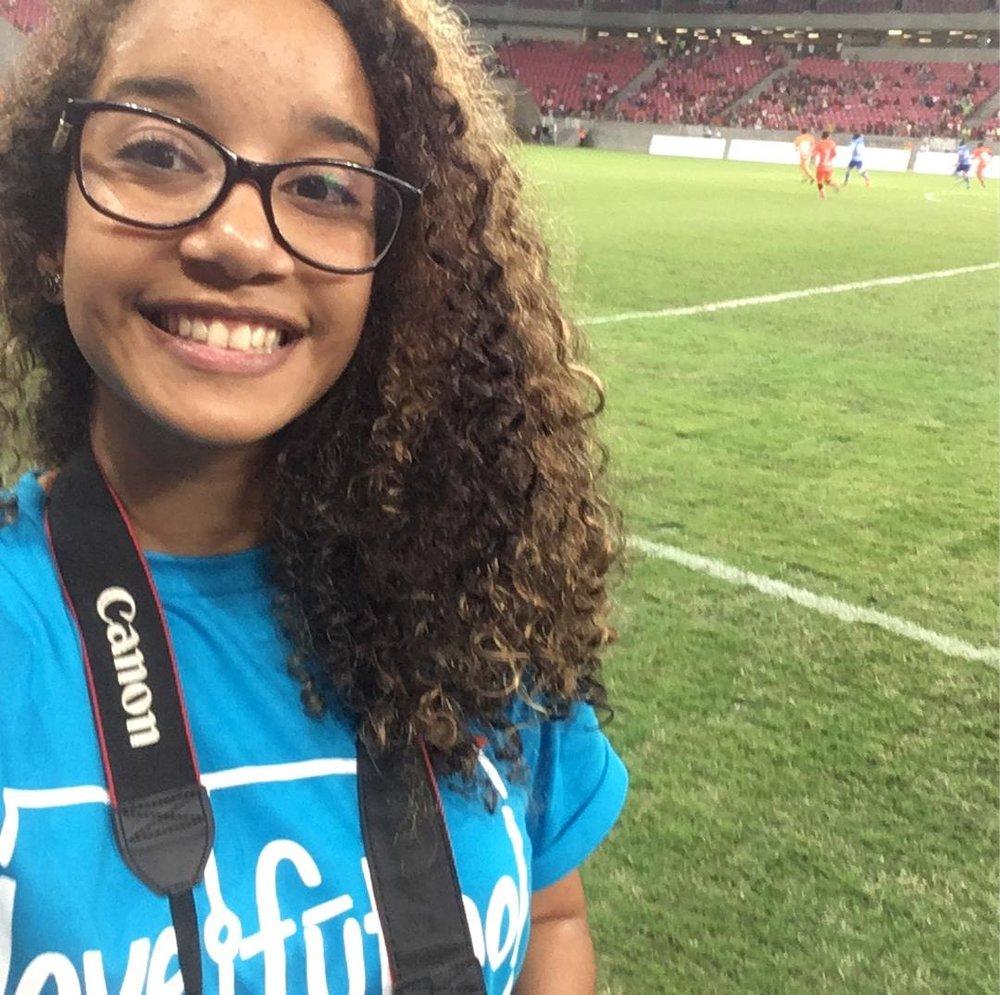 Por Beatriz Fernanda - Estudante de Jornalismo e voluntária na segunda edição do Jogo do Bem, na Arena de Pernambuco.