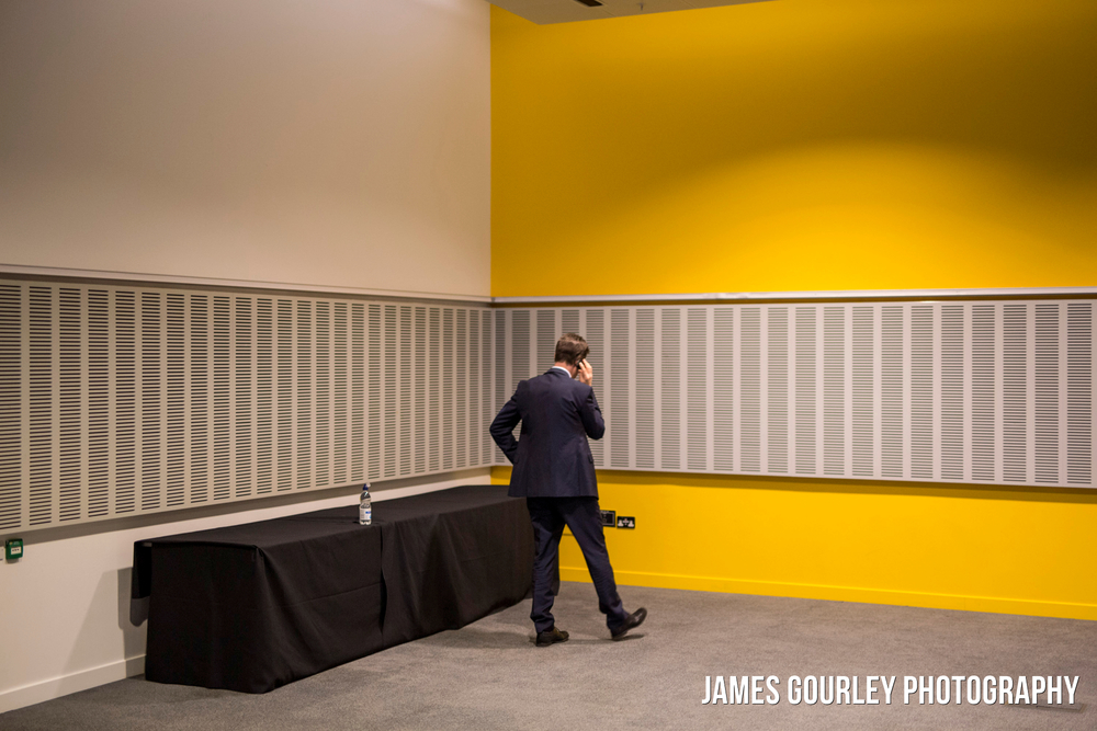 13/03/2015 Liverpool, UK. The opening rally of the Liberal Democrat Spring Conference had speeches from Kirsty Williams, Paddy Ashdown and Sal Brinton. Photo by James Gourley/Liberal Democrats