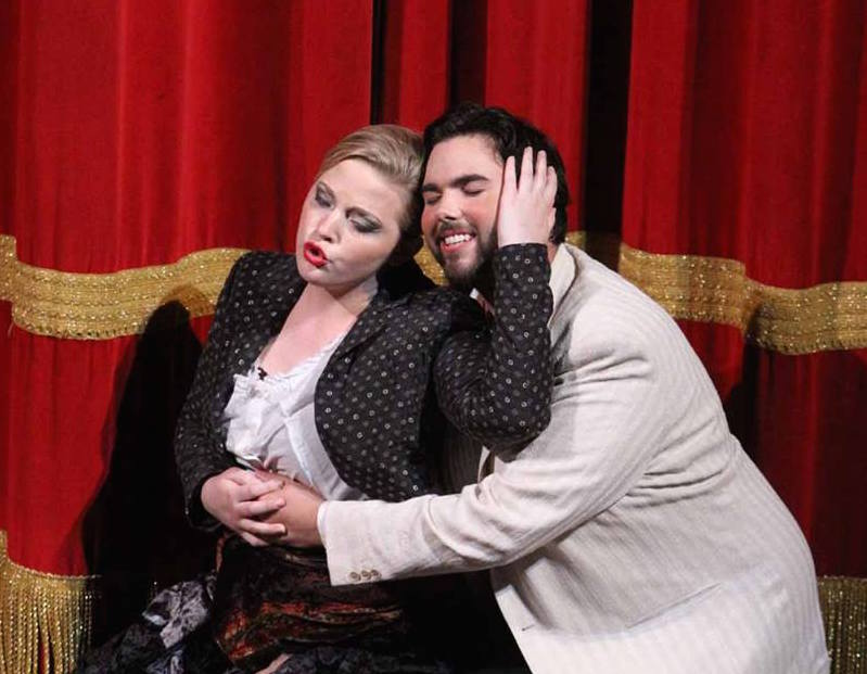 Zerlina in Don Giovanni(Narnia Festival, 2014)