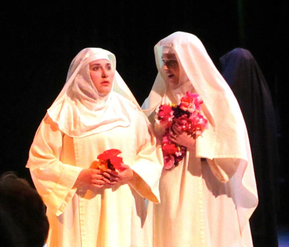 Constance in  Dialogues of the Carmelites (Brevard, 2012)